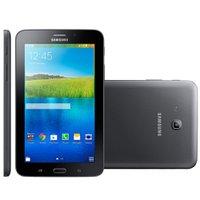 Tablet Samsung Galaxy Tab E, 7'', 3G, 8GB, Android 4.4, Wi-Fi, Preto - SM-T116BU