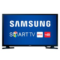 Smart TV LED 32 Samsung, 2 HDMI, USB - UN32J4300AGXZD