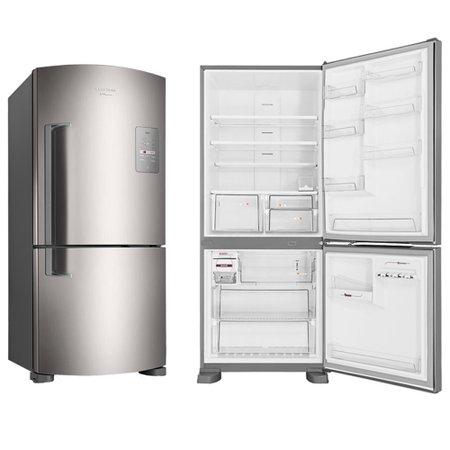 c385b7f02 Refrigerador   Geladeira Brastemp. Refrigerador   Geladeira Brastemp Frost  Free Inverse ...