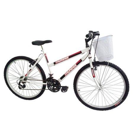 Bicicleta Track Bikes Thunder, Aro 26, 18 Marchas, Quadro 18 Aço Carbono