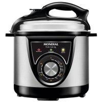 Panela de Pressão Elétrica Mondial Pratic Cook, 3L - PE-26