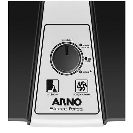 Ventilador Arno Silence Force, 60W, 3 Velocidades - VF30
