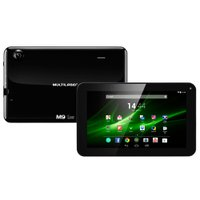 Tablet Multilaser M9, Quad Core, Android 4.4, Dual Câmera, Wi-Fi, 8GB Flash