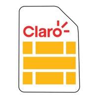 Chip Claro 4G Triplo Corte
