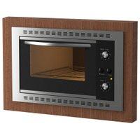 Forno Elétrico Embutir Nardelli N450, 45 Litros, 1700W, Preto