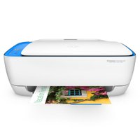 Multifuncional HP Ink Advantage All In One 3636, Jato de Tinta, Colorida, Wi-fi