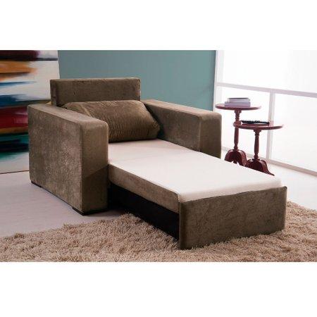 Sof cama 1 lugar dorigon donatello colombo for Sofa 1 lugar com chaise