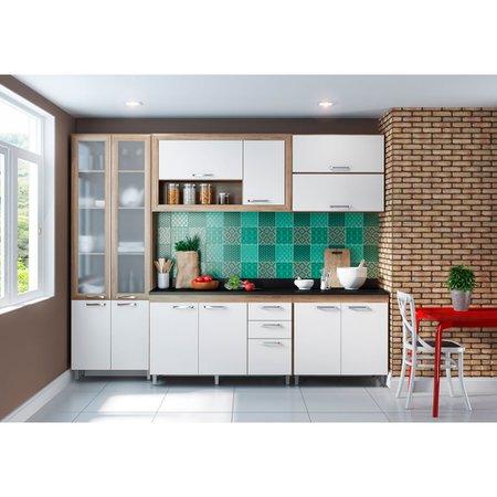 Balcão Multiuso para Cooktop Multimóveis Toscana 5022