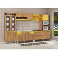 Cozinha Compacta Fellicci Tropical, 16 Portas, 2 Gavetas - 04