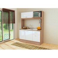 Cozinha Compacta Fellicci Nina, 4 Portas, 1 Gaveta - CC12