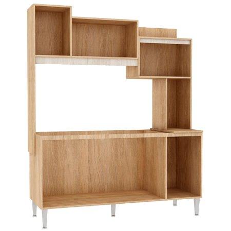 Cozinha Compacta Fellicci Angel, 6 Portas, 1 Gaveta - CC90
