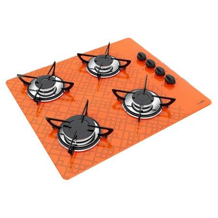Cooktop CasaVitra Tetris 4 bocas