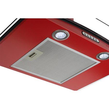 Coifa Nardelli CVC60 Vermelho