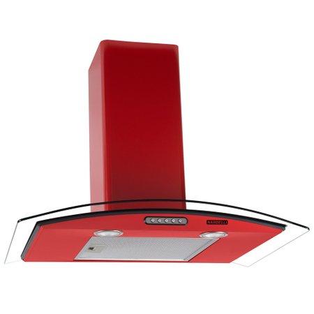 Coifa Nardelli CVC70 Vermelho