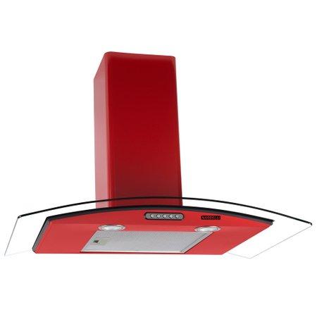 Coifa Nardelli CVC80 Vermelho