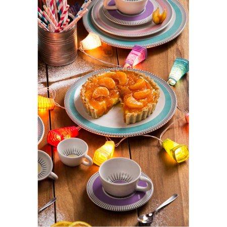 Aparelho de Jantar Oxford Candy Dots, 30 Pecas - FT30-8610