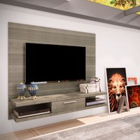 Estante Home Theater Suspensa Madesa Malton, 1 Gaveta - 2178