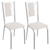 Kit 2 Cadeiras Kappesberg Lisboa - 2C076CR