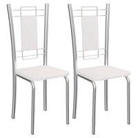 Kit 2 Cadeiras Kappesberg Florença - 2C005CR