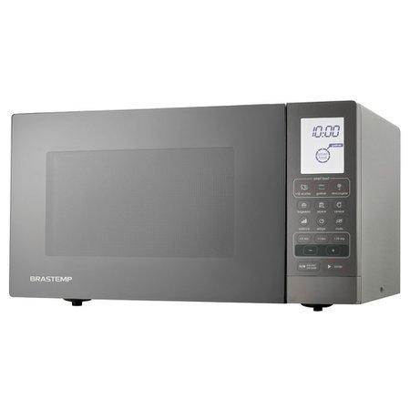 Micro ondas brastemp 30 litros com grill bmy45ar colombo for Microondas carrefour
