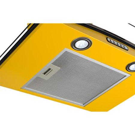 Coifa Fogatti CVC75 amarela