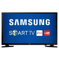 Smart TV LED Samsung 40'', Full HD, 2 HDMI, 1 USB - UN40J5200AGXZ
