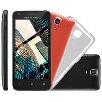 Smartphone Multilaser MS45S Preto