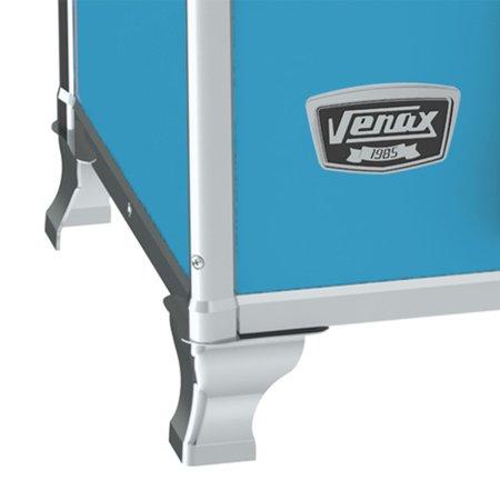Fogao a Lenha Nº2 Gabinete Classic Vintage Venax Azul SD