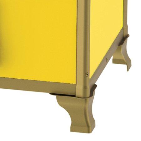 Fogao a Lenha Nº2 Renaissance Venax Amarelo SE