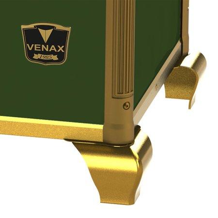 Fogao a Lenha Nº2 Imperador Vitreo Venax Verde SE