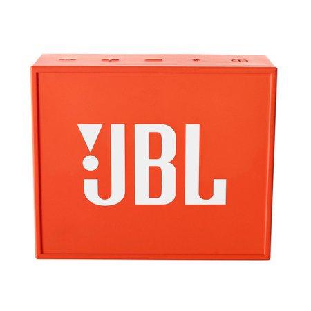 Caixa de Som JBL GO Laranja