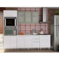 Cozinha Compacta Art in Móveis Mia Coccina 15, 9 Portas, 3 Gavetas