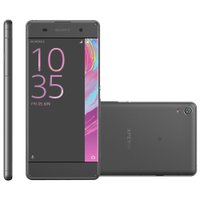 Sony Xperia XA F3116 preto