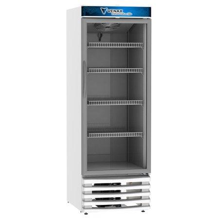 Expositor de Bebidas Venax Branco VV 550
