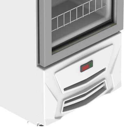Expositor de Bebidas Venax Branco VVCD100