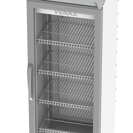 Expositor de Bebidas Venax Branco VVCD200