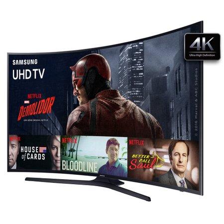Ultra HD TV Samsung UN55KU6300
