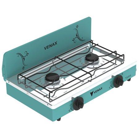 Fogão Gás de Mesa Venax FMV200 Verde