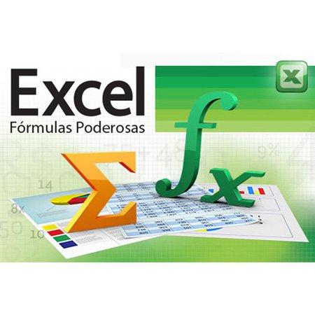 Curso Online de Excel Fórmulas Cresça Brasil
