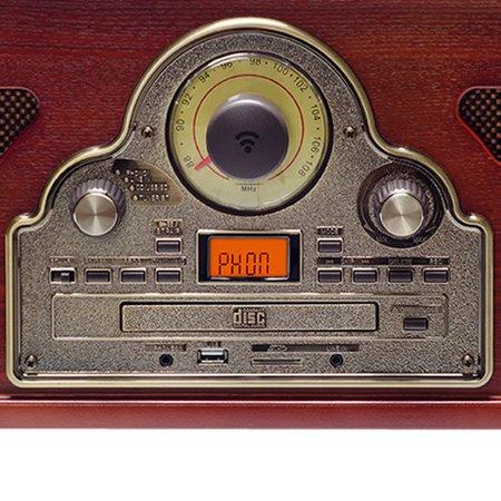 Sistema áudio Raveo Tenor