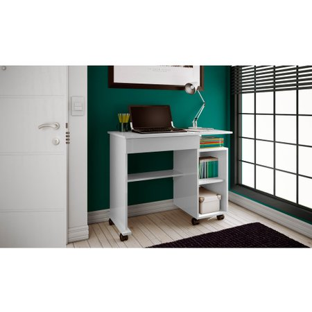 Mesa para Computador Dalla Costa, 1 Gaveta - C214