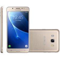 Samsung J5 Metal Dourado