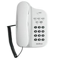 Telefone com Fio Intelbras Branco - TC500