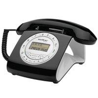 Telefone com Fio Intelbras Preto - TC8312
