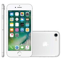 iPhone 7 Apple, 32GB, 12MP, 4G, Single Chip - Prata