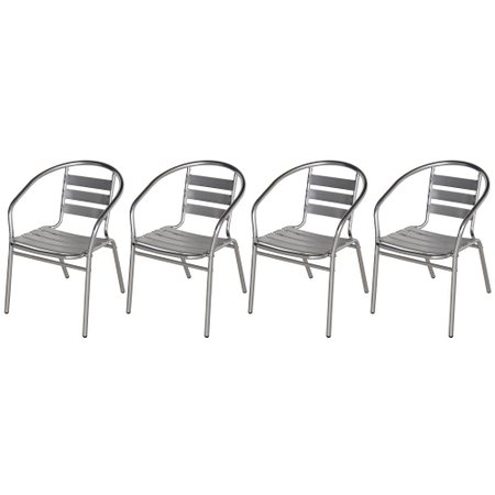 Kit 4 Cadeiras Mor 9017