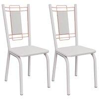 Kit 2 Cadeiras Kappesberg Florença - 2C078BRF