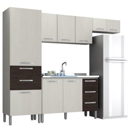 Cozinha Compacta Kit's Paraná Essence 3