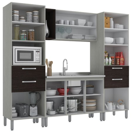 Cozinha Compacta Kit's Paraná Essence 1