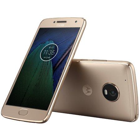 Motorola Moto G5 Plus Dourado